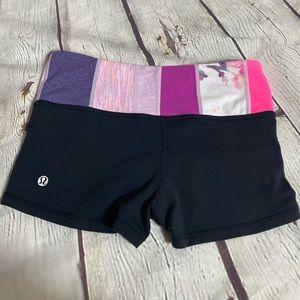 {LULULEMON Boogie Reversible Shorts}